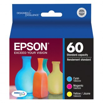 Epson® - 60 DURABrite Ink Cartridges