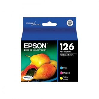 Epson® - 126 DURABrite Ink Cartridges, High Capacity