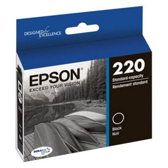 Epson® - 220 DURABrite Ink Cartridges