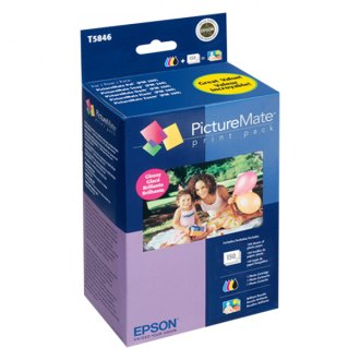 Epson® - PictureMate 200 Series Print Pack, Glossy
