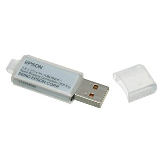 Epson® - ELPAP09 Quick Wireless Connection USB Key