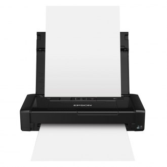 Epson® - WorkForce WF-100 Portable Inkjet Printer