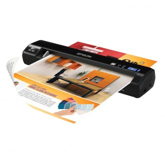 Epson® - WorkForce DS-40 Color Portable Scanner