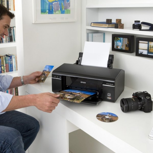 Epson® - Stylus Photo Printer