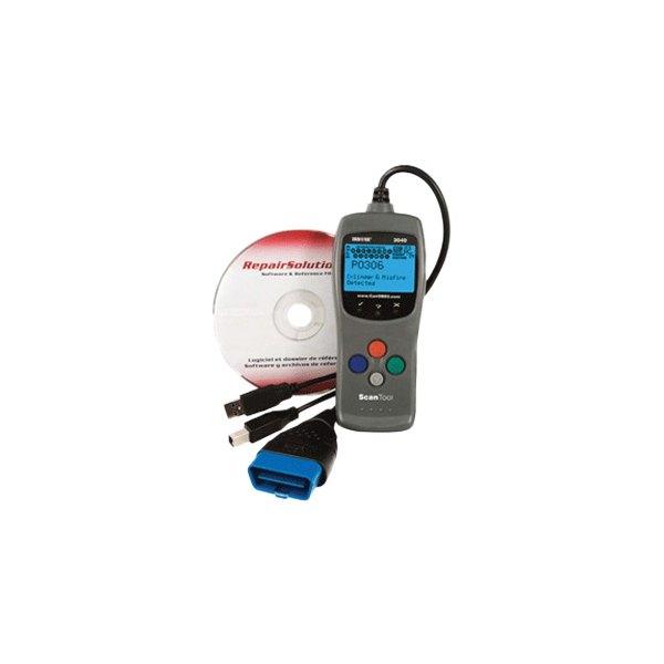 Equus 174 3040 Innova Obd Ii Diagnostic Scan Tool Code