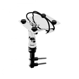 Escort® - Motorcycle Control Mount, Chrome