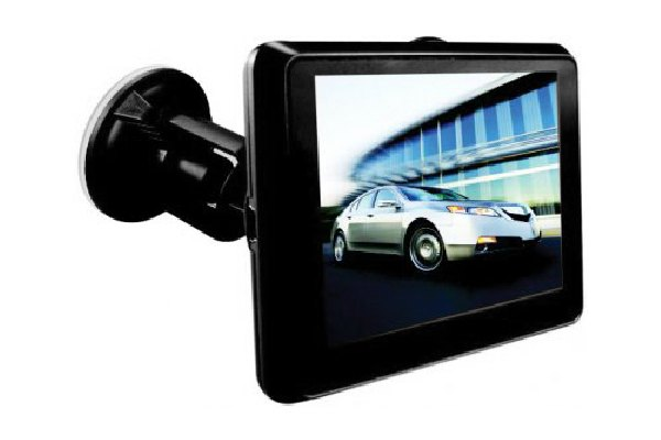 ESCORT� - SmartSite� Mini Rearview Camera System