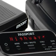 ESCORT® - Passport 8500ci Plus Installed Radar Detector