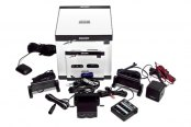 Escort® - Passport 9500ci Pro Installed Radar Detector, Full Kit