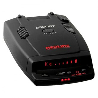 ESCORT� - RedLine Windshield Radar Detector