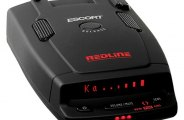 Escort® - RedLine Windshield Radar Detector