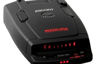 Escort® 0100006-2 - RedLine Windshield Radar Detector