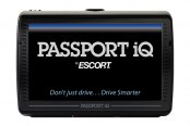 Escort® - Passport iQ Windshield Radar Detector with GPS Navigation