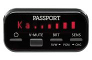 ESCORT� - Passport 8500ci Installed Radar Detector