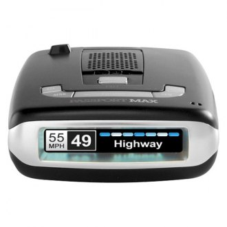Escort® - Passport Max2 Windshield Radar Detector