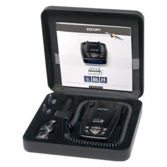 ESCORT� - Passport 9500ix Windshield Radar Detector, Kit