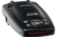 ESCORT� - Passport 9500ix Windshield Radar Detector