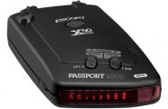 ESCORT� - Passport 8500X50 Windshield Radar Detector