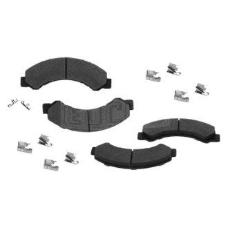 Euclid® - Severe Duty Front Disc Brake Pads