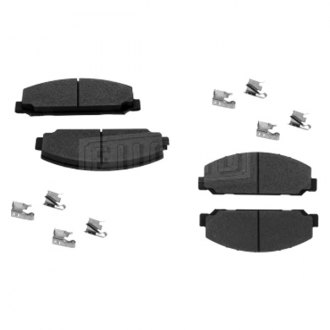 Euclid® - Severe Duty Disc Brake Pads
