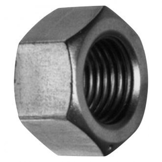 Euclid® - Dark Gray Flat Seat Open End Wheel Rim Nuts