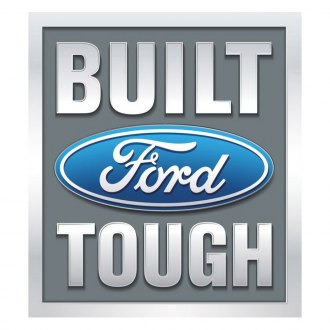"Eurosport Daytona® - ""Built Ford Tough"" Self Adhesive Logo"