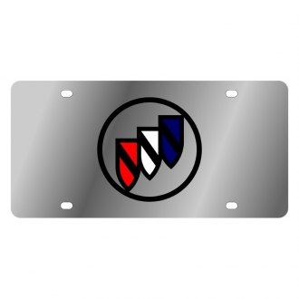 Eurosport Daytona® - GM License Plate with Buick Emblem