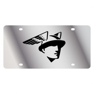 Eurosport Daytona® - Ford Motor Company License Plate with Mercury Man Logo