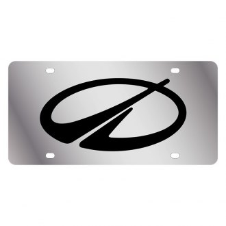 Eurosport Daytona® - GM License Plate with Oldsmobile Emblem
