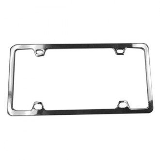 Eurosport Daytona® - Chrome Slim Line License Plate Frame