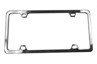Eurosport Daytona® - 2&4 Hole Slim Line License Plate Frame