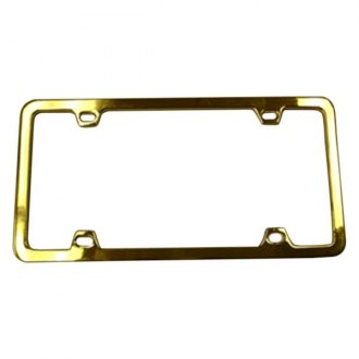 Eurosport Daytona® - 4-Hole Slim Line License Plate Frame