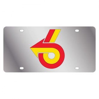 Eurosport Daytona® - GM License Plate with Black Grand National Logo