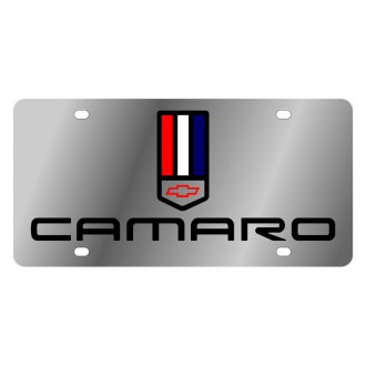 Eurosport Daytona® - Stainless Steel License Plate
