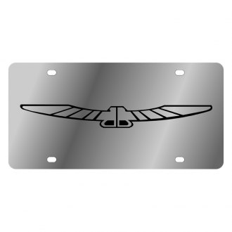 Eurosport Daytona® - Ford Motor Company License Plate with Black Thunderbird Logo