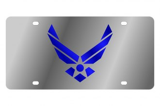 Eurosport Daytona® - LSN License Plate with Air Force Logo