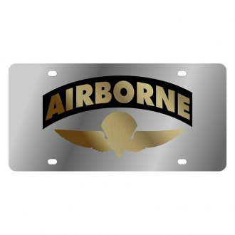 Eurosport Daytona® - LSN License Plate with Airborne Logo