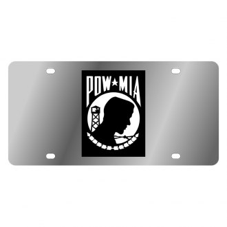 Eurosport Daytona® - LSN License Plate with POW/MIA Logo