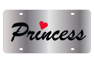 Eurosport Daytona® - Princess LSN Series License Plate