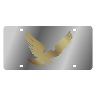 Eurosport Daytona® - LSN License Plate with Flying Eagle Logo