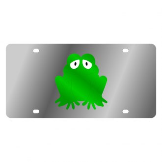 Eurosport Daytona® - LSN License Plate with Frog Logo