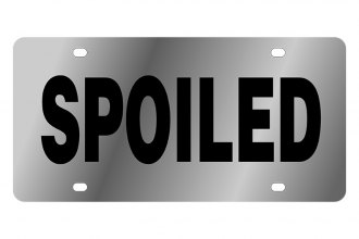 Eurosport Daytona® - Spoiled LSN Series License Plate