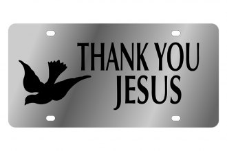 Eurosport Daytona® - Thank You Jesus LSN Series License Plate