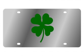 Eurosport Daytona® - Clover Leaf LSN Series License Plate