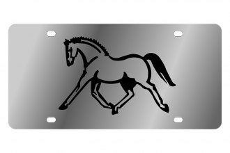 Eurosport Daytona® - Horse LSN Series License Plate