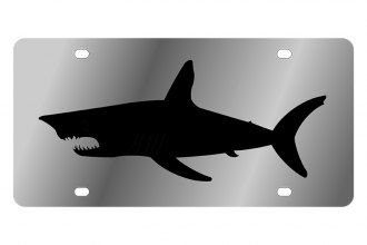Eurosport Daytona® - Shark LSN Series License Plate