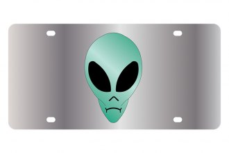 Eurosport Daytona® - Alien LSN Series License Plate