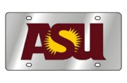 Eurosport Daytona® - University of Arizona License Plate