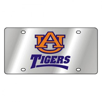 Eurosport Daytona® - Collegiate Auburn University License Plate