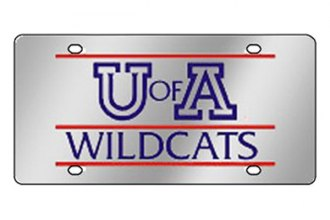 Eurosport Daytona® - Collegiate University of Arizona License Plate